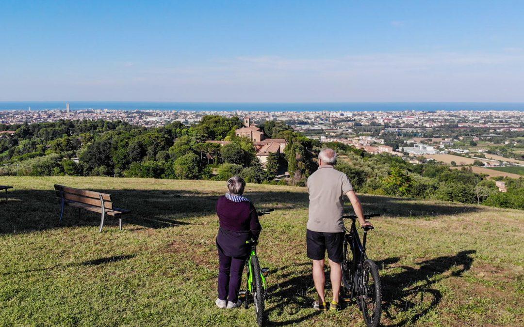 E-bike tour in Emilia Romagna