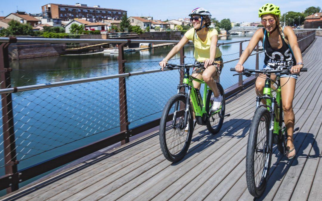 Riccione In Bici con le Ebikes