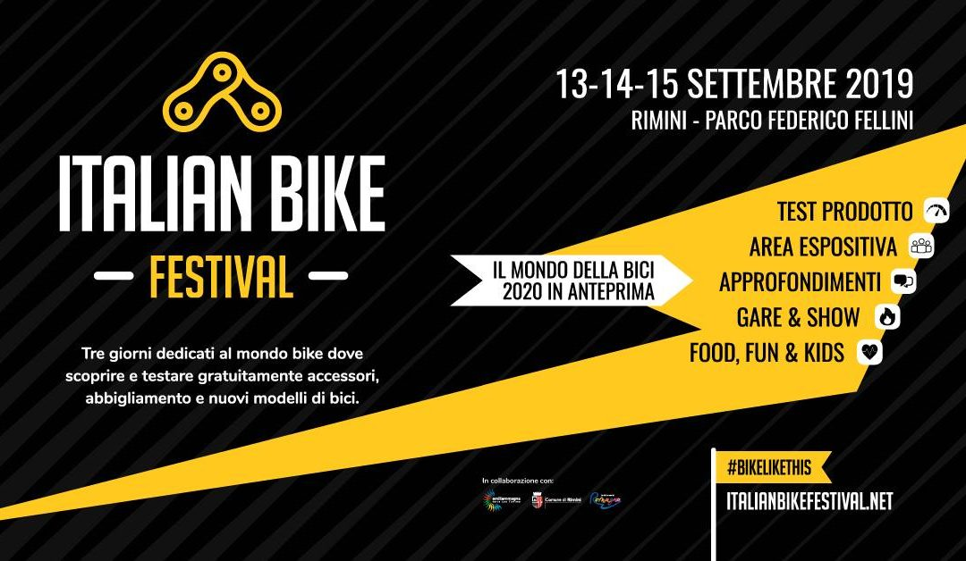 Emotion Bike a Italian Bike Festival 2019