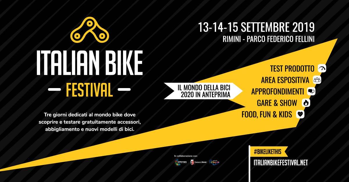Emotion Bike a Italian Bike Festival 2019