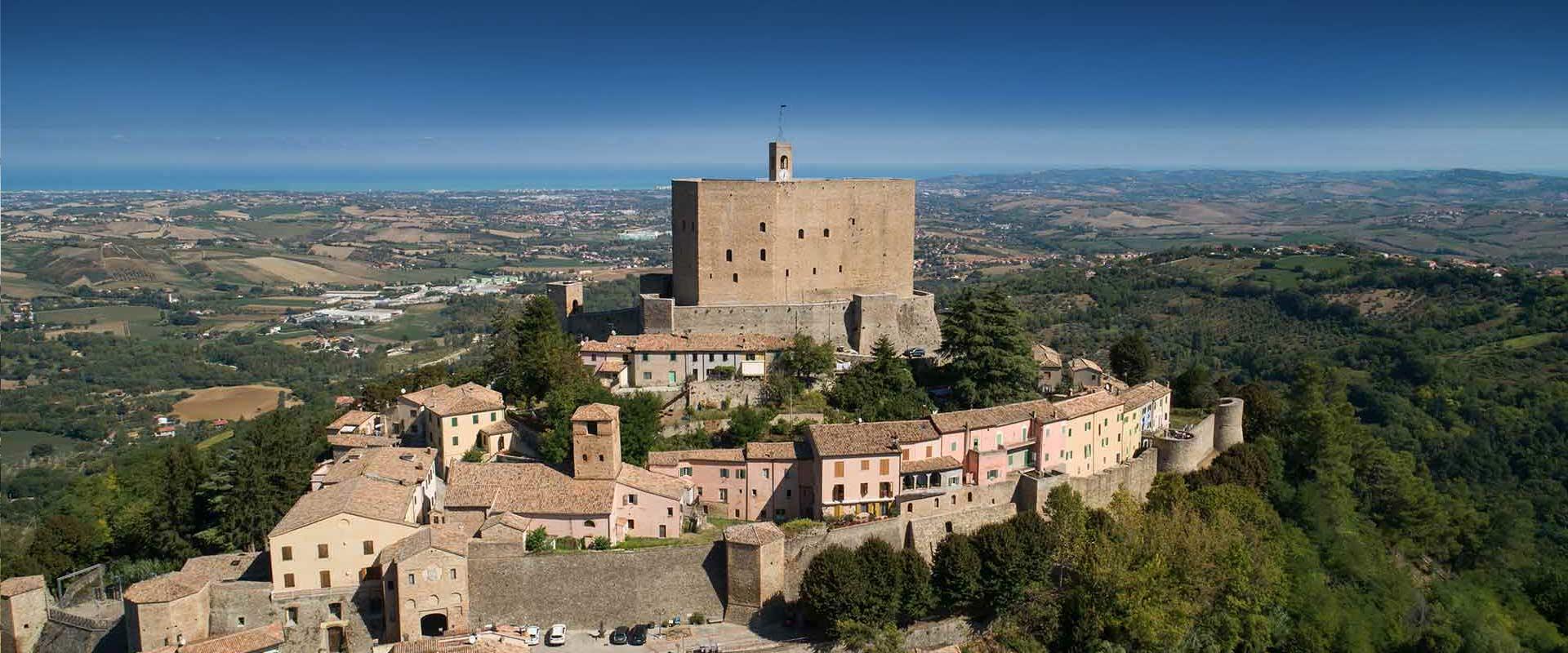 E-bike Tour a Montefiore : un'oasi medievale nel cuore della Valconca