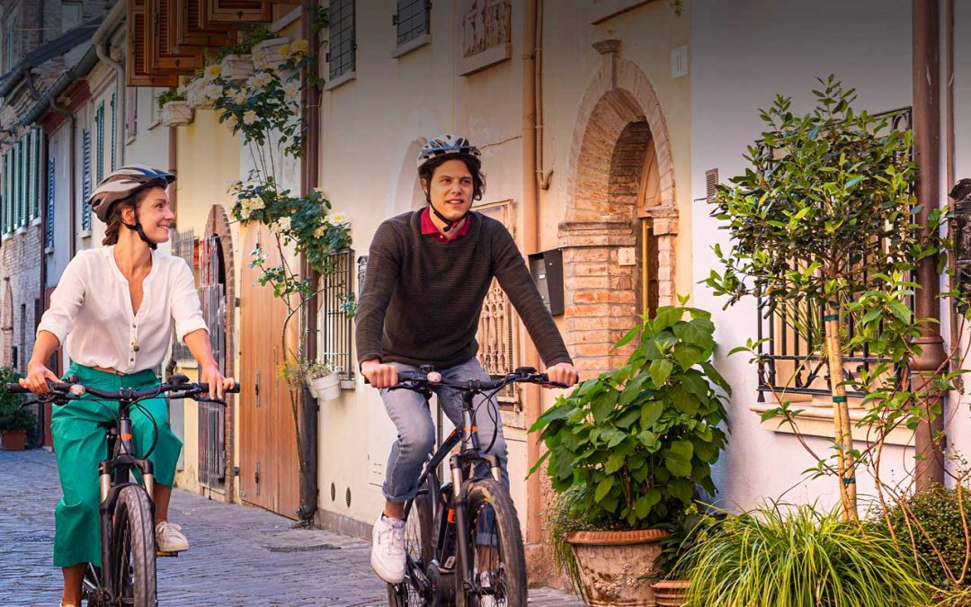 Rimini: Fellini e-Bike Tour
