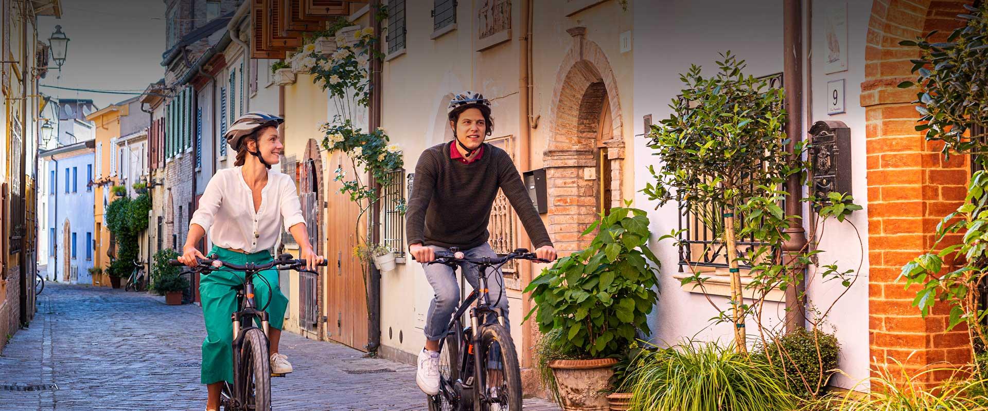 e-Bike Tour Rimini: i mille volti della città felliniana