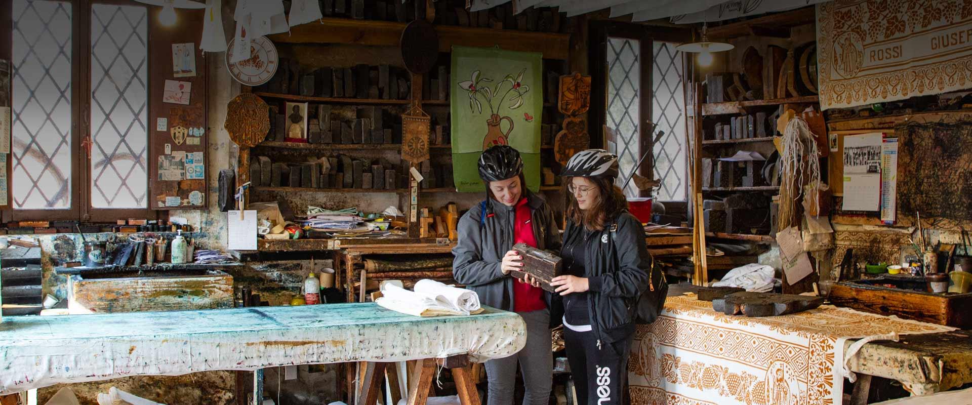 e-Bike Tour a Longiano e Gambettola: antichi mestieri tra le colline romagnole