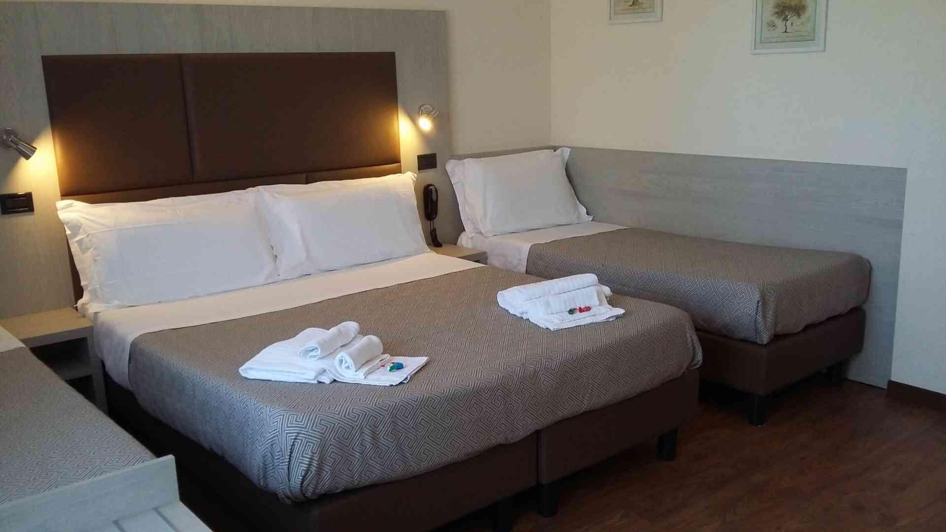 Camera_Golf Riccione Hotel