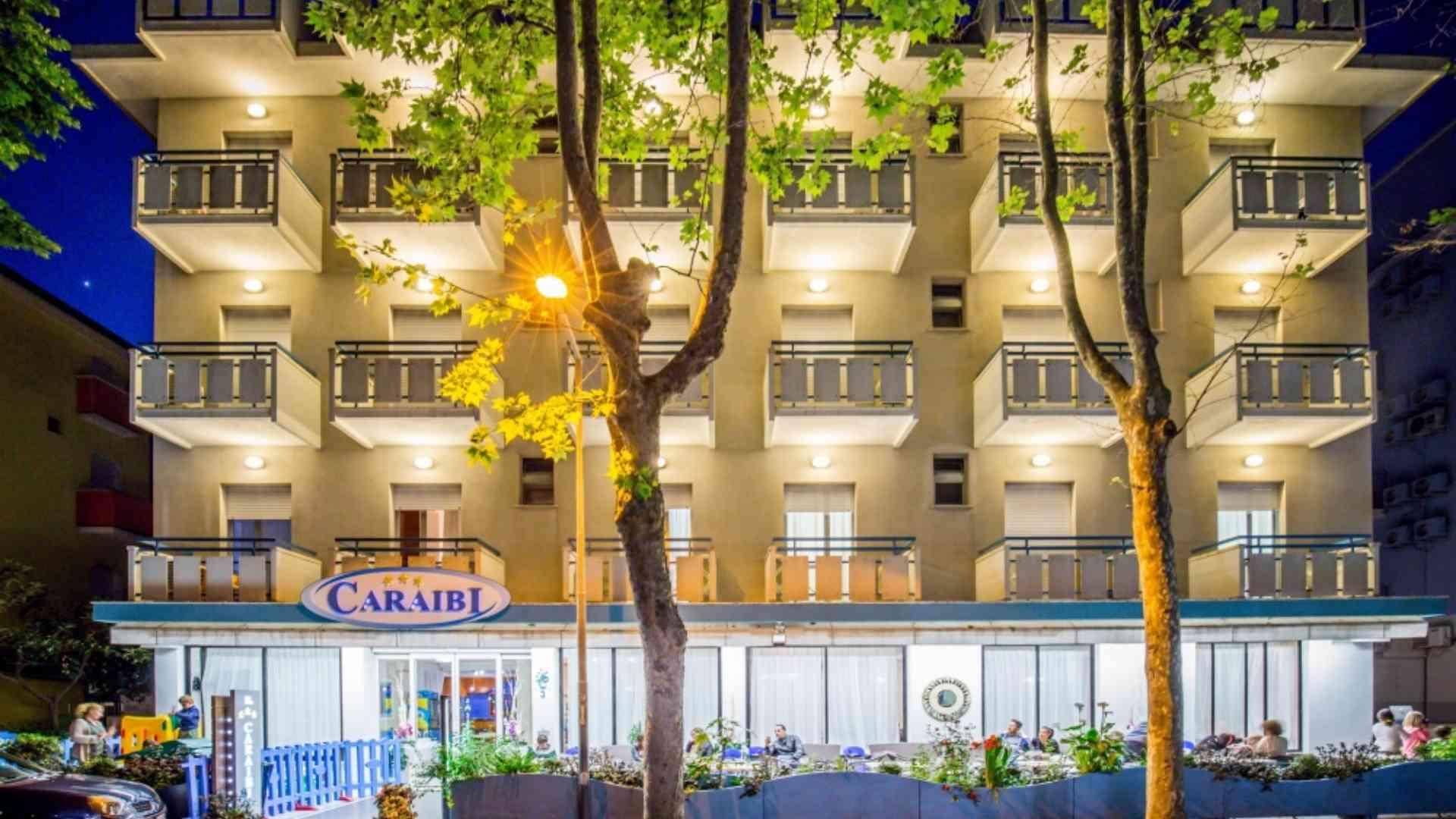 EVIDENZA_Esterno_Hotel Caraibi