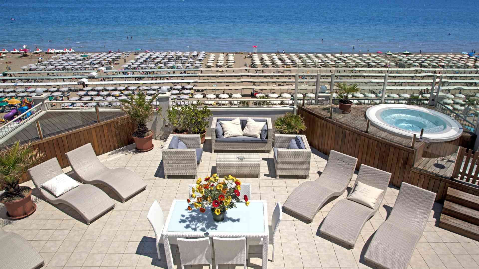 EVIDENZA_Spiaggia_Hotel Cabianca