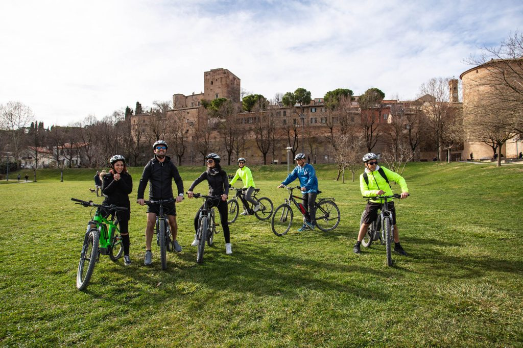Santarcangelo e-bike tour