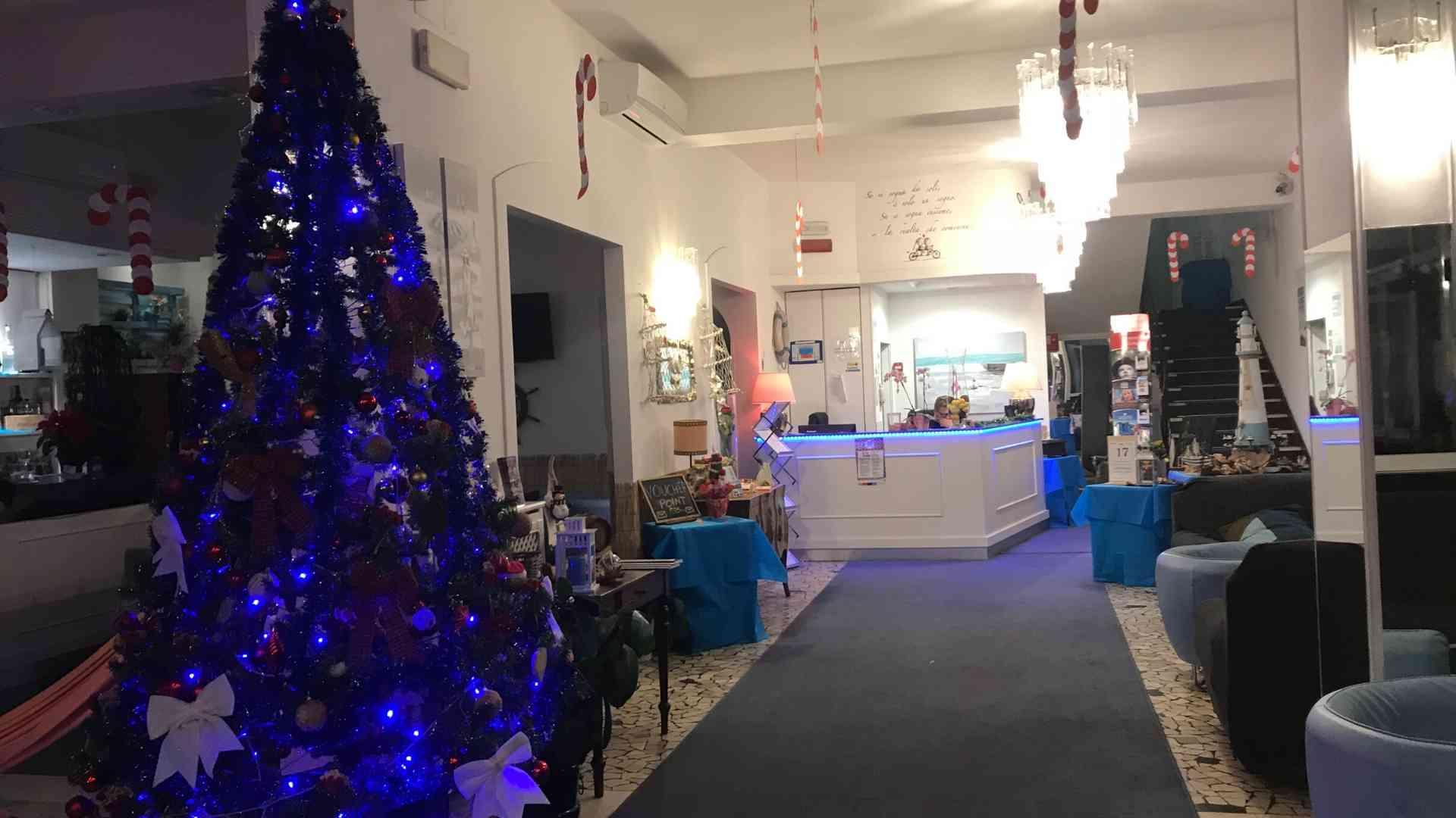 Reception Natale_Jolie Hotel