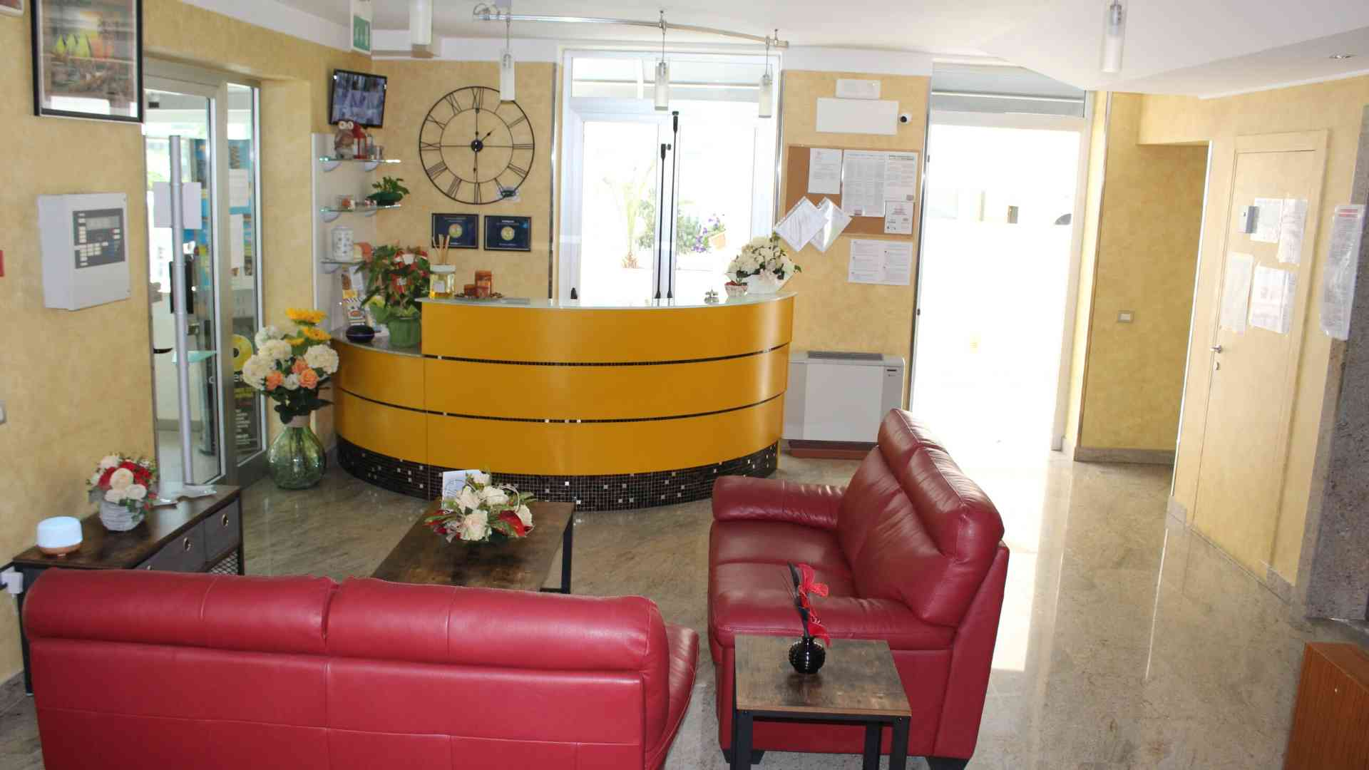 Reception_Marzia Hotel