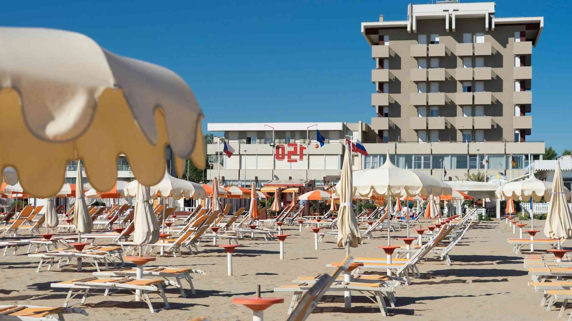 Spiaggia_Hotel Asscot