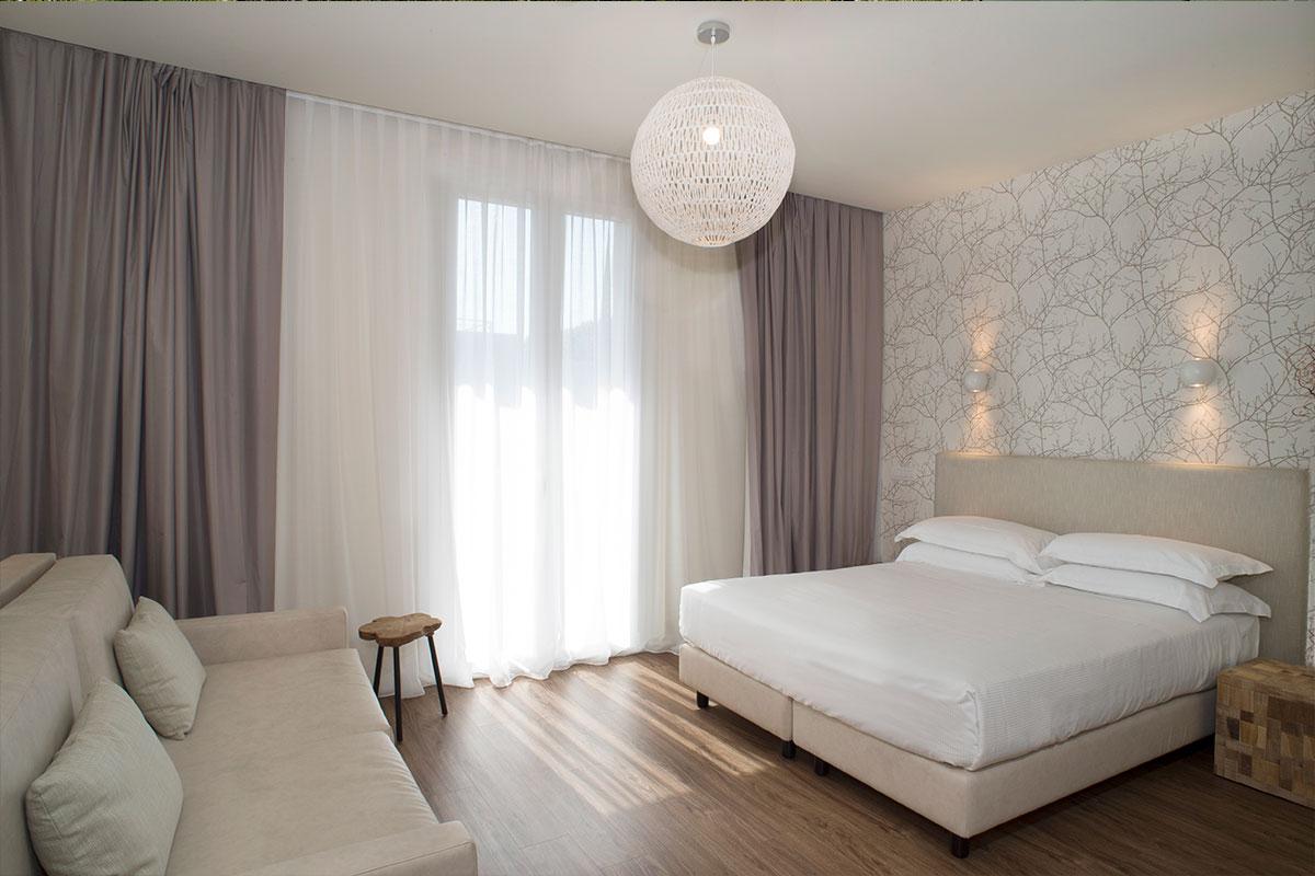hotel-select-riccione interno delle camere