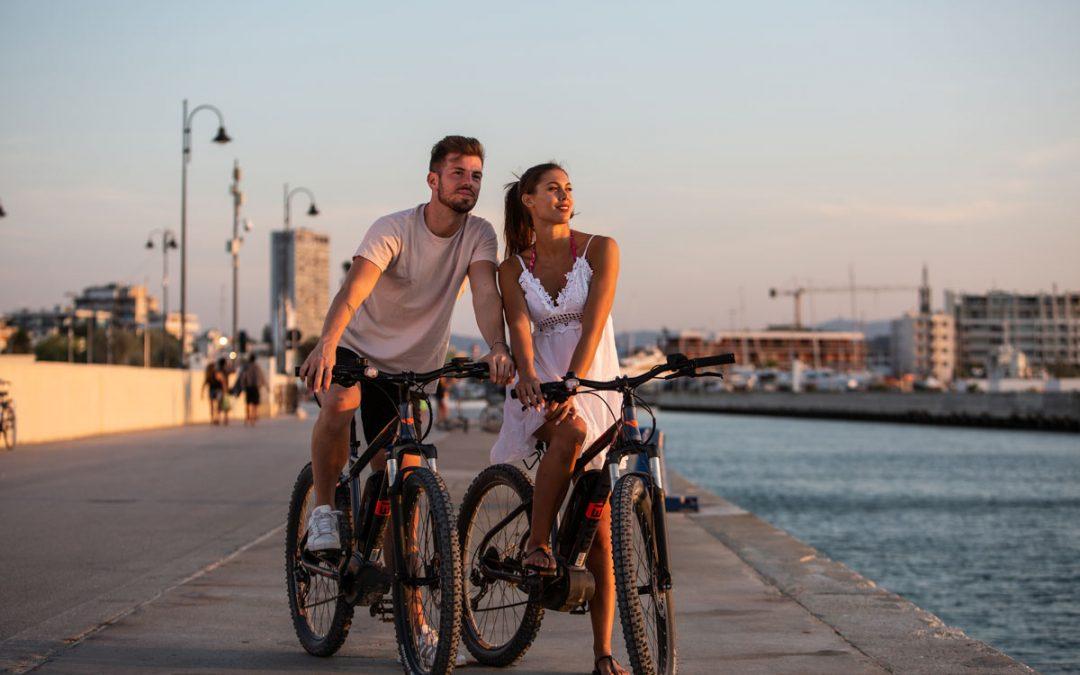Noleggio e-bike a Rimini
