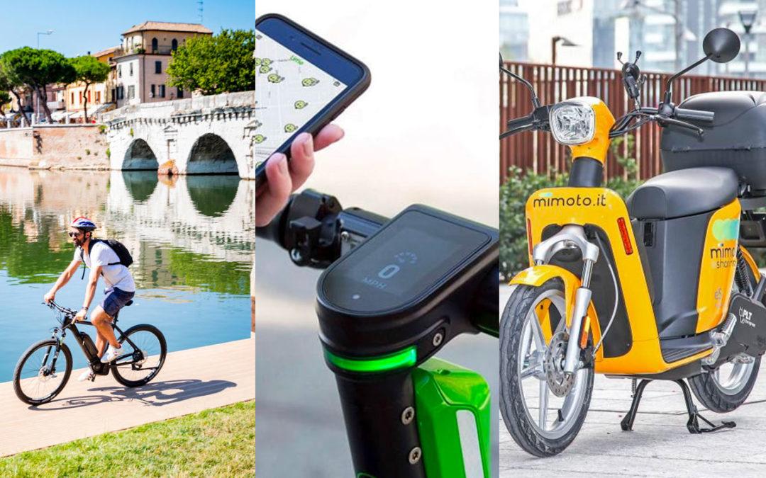 Rimini: destinazione di riferimento per la mobilità sostenibile in Italia
