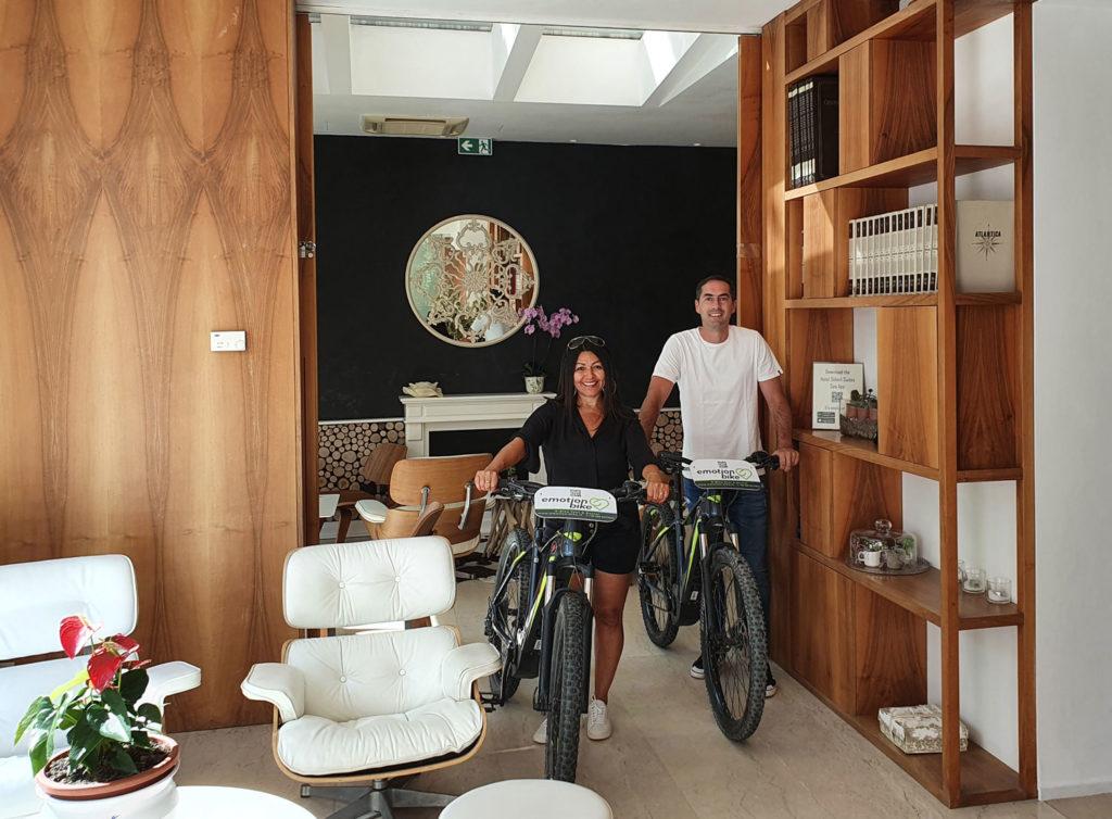 e-bike-hotel