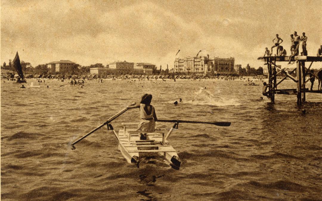 Luoghi d'incanto – Il Grand Hotel e la nascita del Turismo Balneare a Rimini