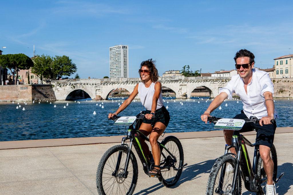 Noleggio bici Rimini: scegli la tua e-Bike