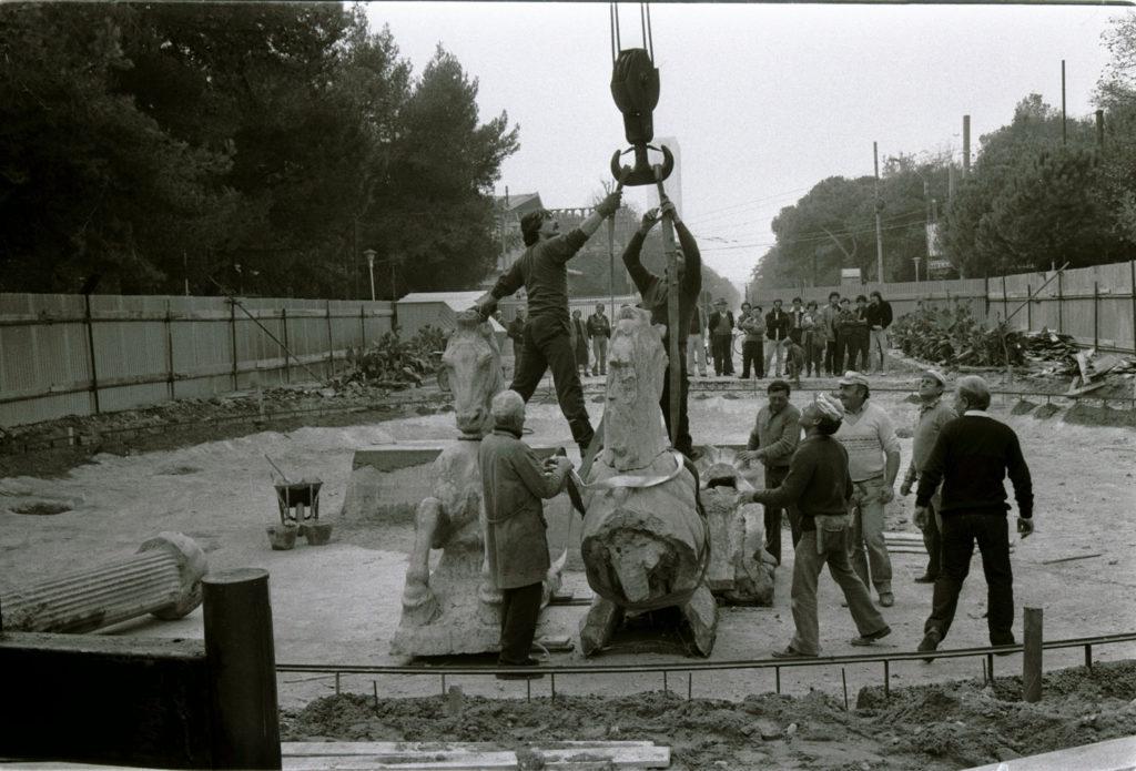 umberto-bartolani-e-la-posa-della-fontana-dei-quattro-cavalli